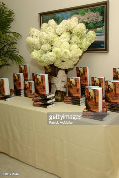 Atmosphere at Susan FalesHill's ONE FLIGHT UP Book Launch Party at 15 Central Park West on July 21st 2010 in New York City