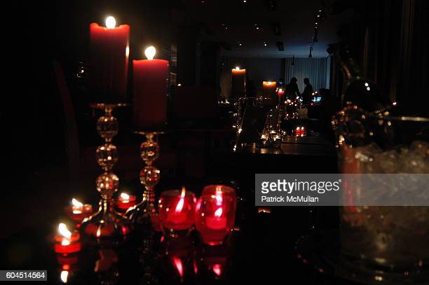 Atmosphere at SVEDKA VODKA Presents the Erotica Reading Series with Candace Bushnell Jay McInerney at Gramercy Park Hotel on November 28 2006 in New...
