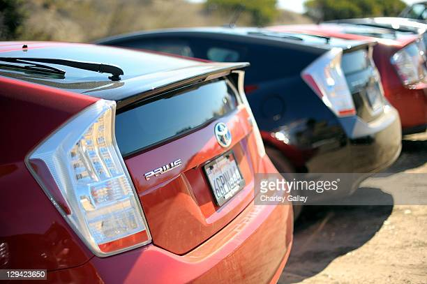 60 Top Years Of Toyota Prius Anniversary Celebration