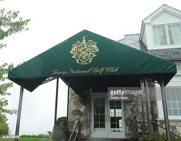 Atmosphere at the 10th Annual Eric Trump Foundation Golf Invitational at Trump National Golf Club Westchester on September 19 2016 in Briarcliff...