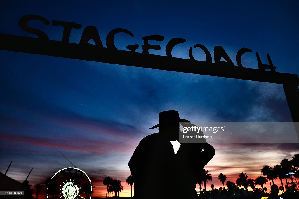 . Atmosphere at The 2015 Stagecoach California's Country Music Festival at The Empire Polo Club on April 26, 2015 in Indio, California.