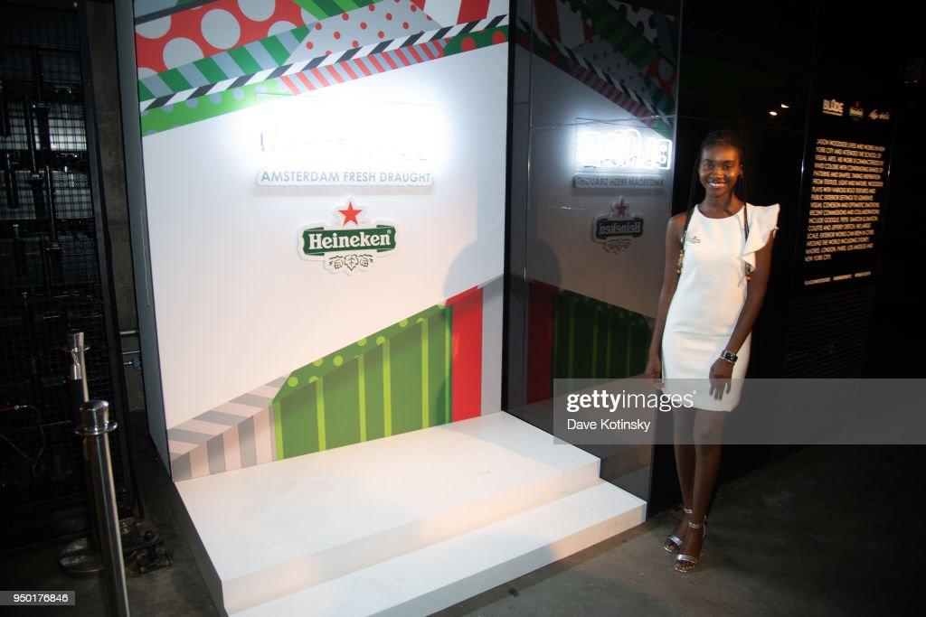 2018 Tribeca Film Festival After-Party For Heineken At Public Hotel