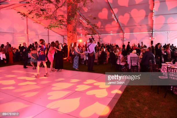 Atmosphere at the 21st Annual Hamptons Heart Ball at Southampton Arts Center on June 10 2017 in Southampton New York