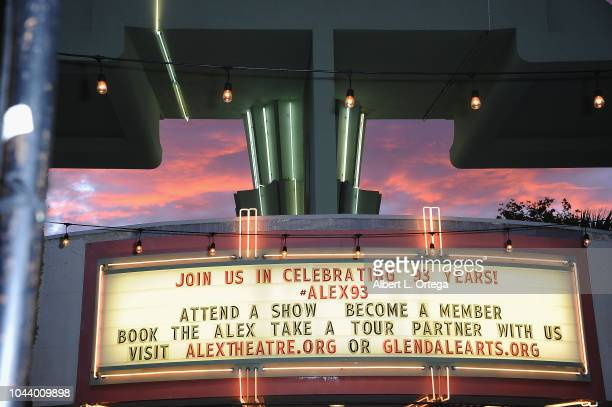 Atmosphere at the 2nd Annual HAPAwards held at Alex Theatre on September 30 2018 in Glendale California