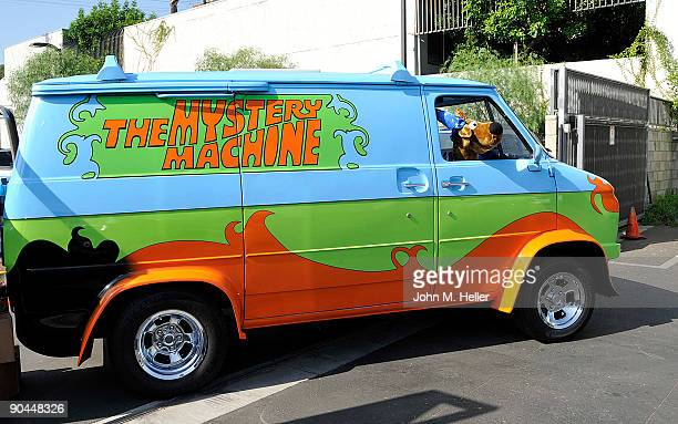 Atmosphere at the 40th birthday celebration of Cesar Millan host of the 'Dog Whisperer' and cartoon character ScoobyDoo at the East Valley Animal...