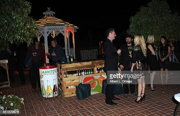 Atmosphere at the After Party for the 40th Annual Saturn Awards held at on June 26 2014 in Burbank California