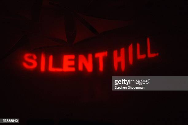 """Atmosphere at the after party for the premiere of TriStar Pictures' """"Silent Hill"""" at the Egyptian Theatre on April 20, 2006 in Hollywood, California."""