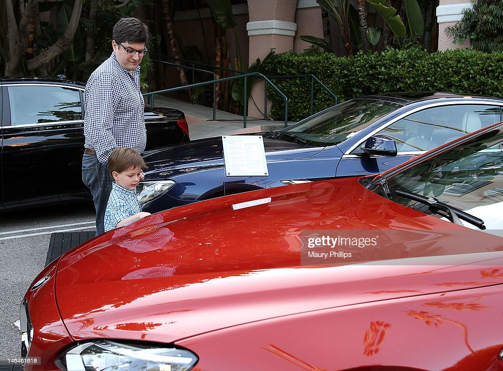 Atmosphere at the BMW Beverly Hills Hotel Event at Beverly Hills Hotel on June 16, 2012 in Beverly Hills, California.