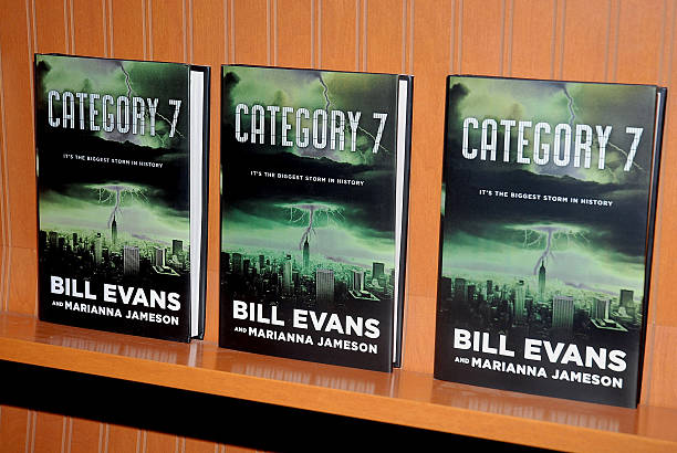 Bill Evans Book Signing For Category 7 At Barnes And Noble