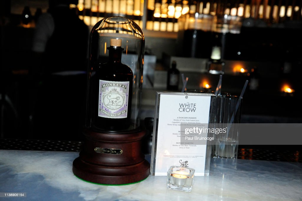 "NY: The Cinema Society And Monkey 47 Gin Host The After Party For Sony Pictures Classics' ""The White Crow"""