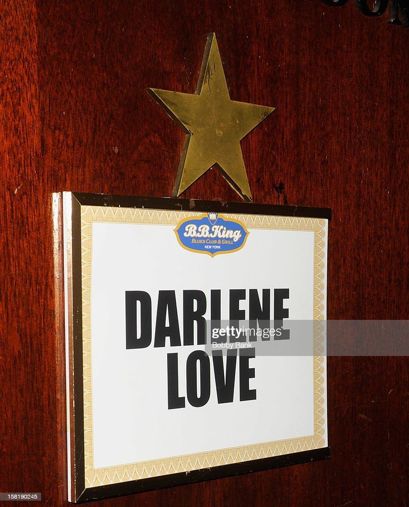 Atmosphere at the Darlene Love 2012 Christmas Show at B.B. King Blues Club & Grill on December 10, 2012 in New York City.