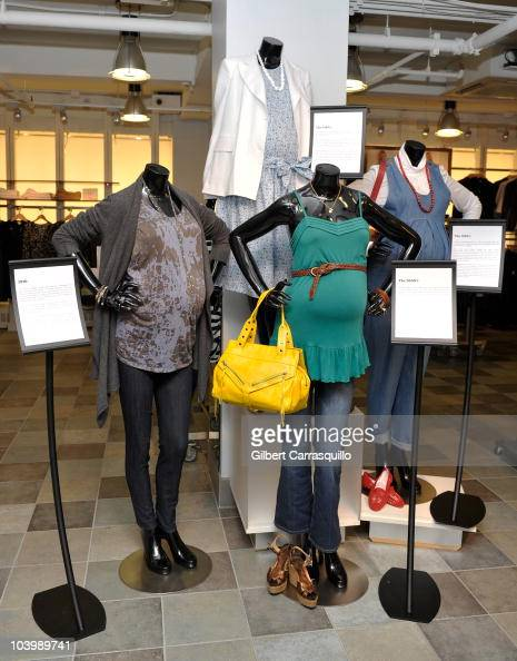 24 Destination Maternity Celebrates Fashions Night Out Hosted By Heidi Klum Photos And Premium High Res Pictures Getty Images