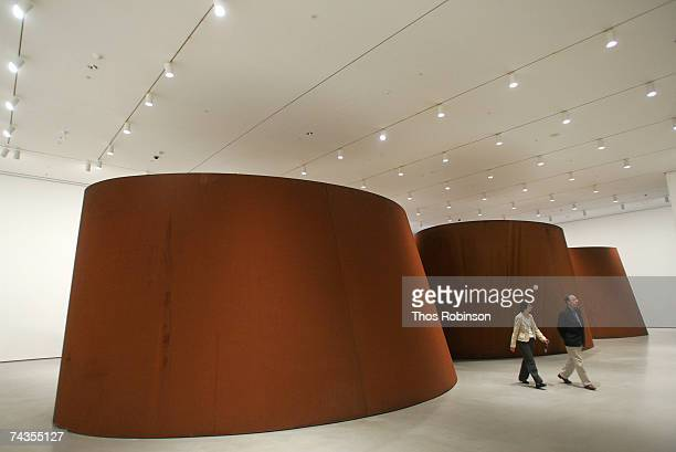 Atmosphere at the dinner for Richard Serra celebrating forty years at the Museum of Modern Art on May 29, 2007 in New York City.