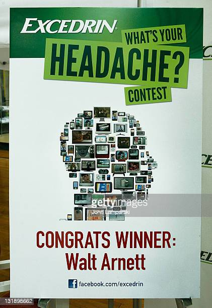 Atmosphere at the Excedrin What's Your Headache Contest sports charity launch at Chelsea Piers Sports Center on June 15 2011 in New York City
