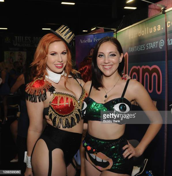 Atmosphere at the Exxxotica New Jersey 2018 at Expo Center on November 2 2018 in Edison New Jersey