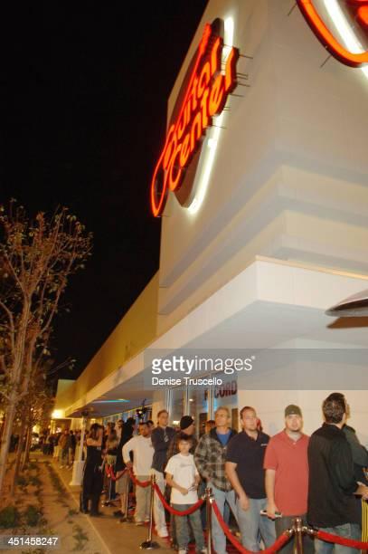 Grand Opening Of Guitar Center In Las Vegas November 15 2007 Stock