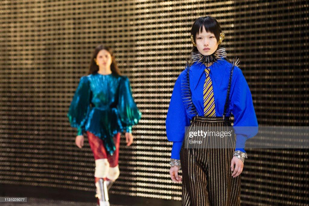 Gucci - <details: Milan Fashion Week Autumn/Winter 2019/20 : ニュース写真