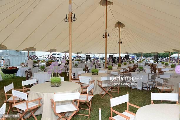 Atmosphere At The Hamptons Magazine Celebrates Its Annual Clambake Montauk Yacht Club On July
