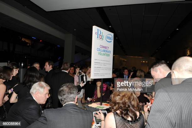 Atmosphere at THE HUFFINGTON POST PreInaugural Ball at The Newseum on January 19 2009 in Washington DC