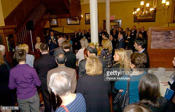 Atmosphere at THE HUMANE SOCIETY OF THE UNITED STATES AND BeKIND present THE 2006 ANIMAL PROTECTION LITIGATION AWARDS at The Torch Club New York...