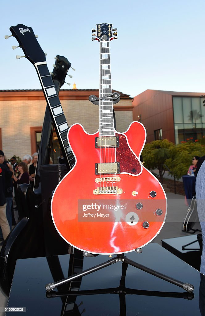 The Life and Legacy of B.B. King, a live tribute concert at the Wallis Annenberg Center for the Performing Arts on September 1, 2016 in Beverly Hills, California.