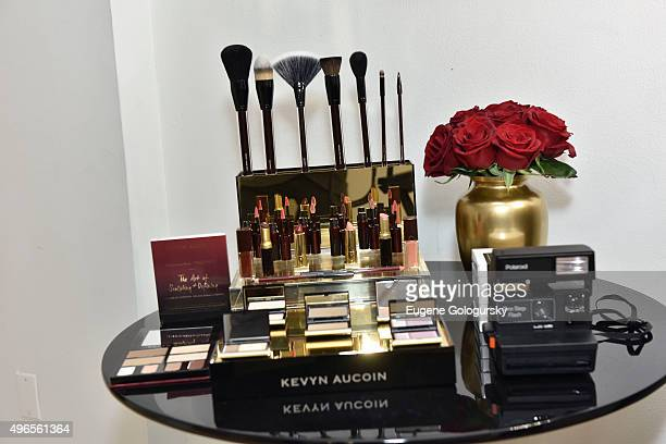 Atmosphere at the Kevyn Aucoin Beauty Fall/Holiday 2015 Launch on November 10 2015 in New York City