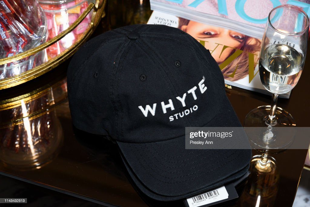 c24a3e1add77c Launch Event Of Whyte Studio s Festival Capsule Collection At Top Shop    News Photo