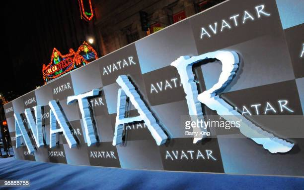 Atmosphere at the Los Angeles Premiere Avatar at Grauman's Chinese Theatre on December 16 2009 in Hollywood California
