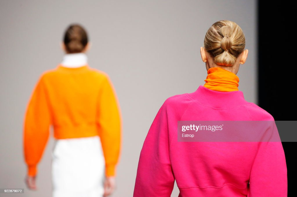 Lucio Vanotti - Details - Milan Fashion Week Fall/Winter 2018/19 : News Photo