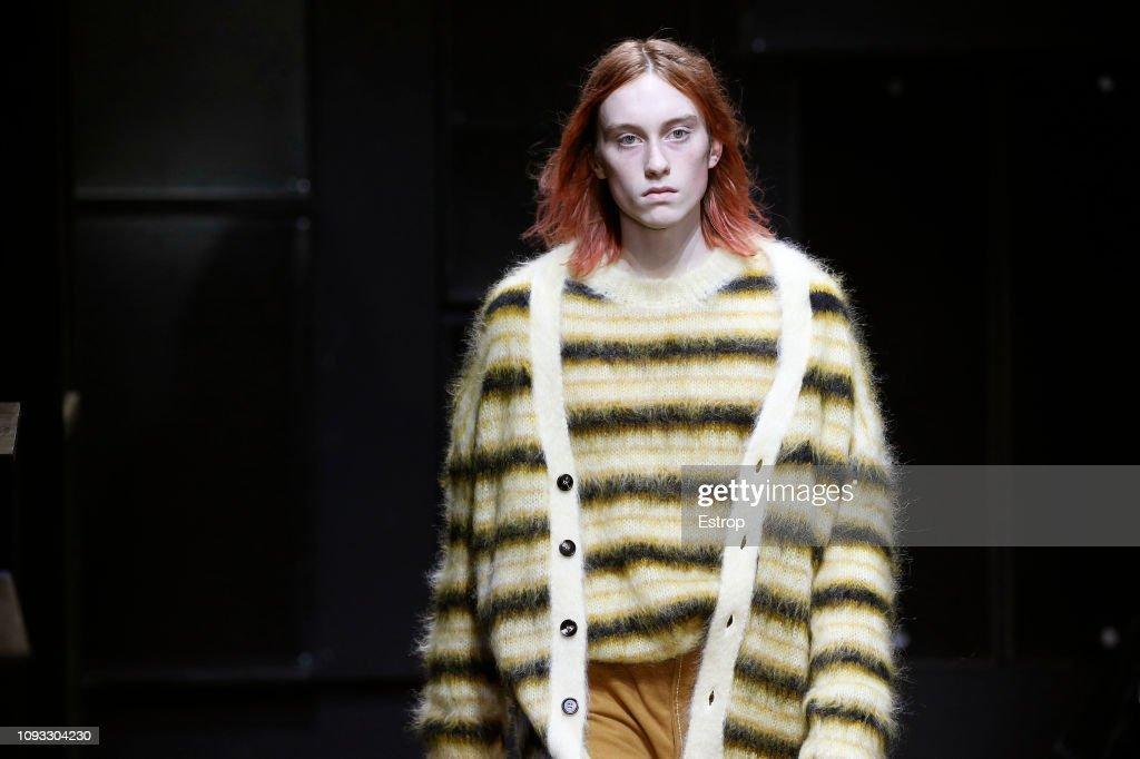 Marni - Details - Milan Men's Fashion Week Autumn/Winter 2019/20 : ニュース写真