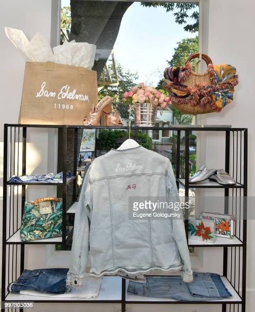 Atmosphere at the Modern Luxury Sam Edelman Summer Fashion Event on July 12 2018 in Southampton New York