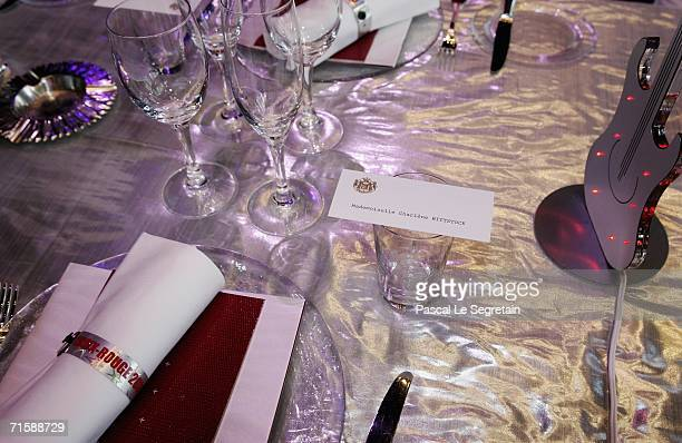 Atmosphere at the Monaco Red Cross Ball under the Presidency of HSH Prince Albert II in the Salles des Etoiles at the Sporting Monte Carlo on August...