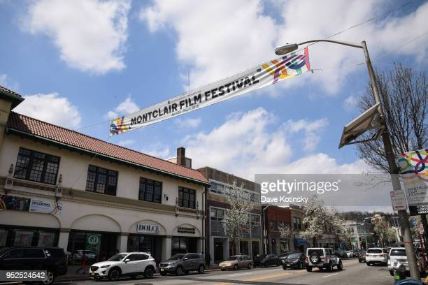 Atmosphere at the Montclair Film Festival on April 28 2018 in Montclair NJ