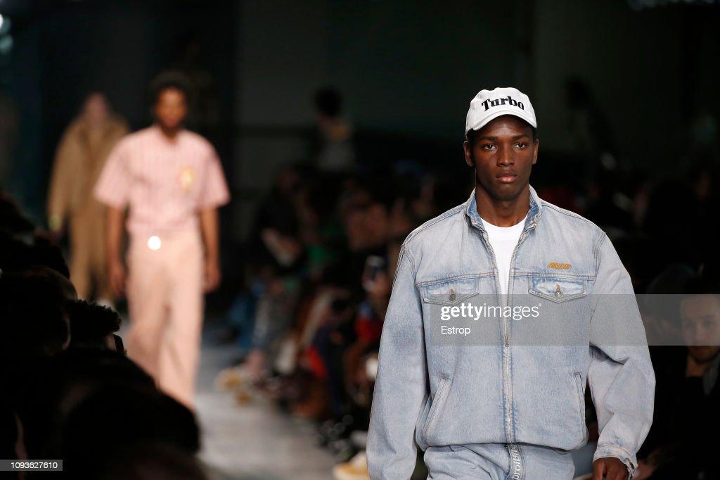 MSGM - Details - Milan Men's Fashion Week Autumn/Winter 2019/20 : ニュース写真