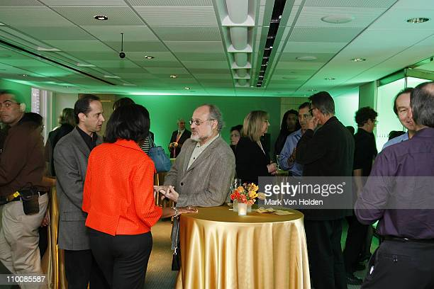 Atmosphere at the New York Chapter of NARAS Open House Reception at New York Chapter Office on September 23 2008 in New York City