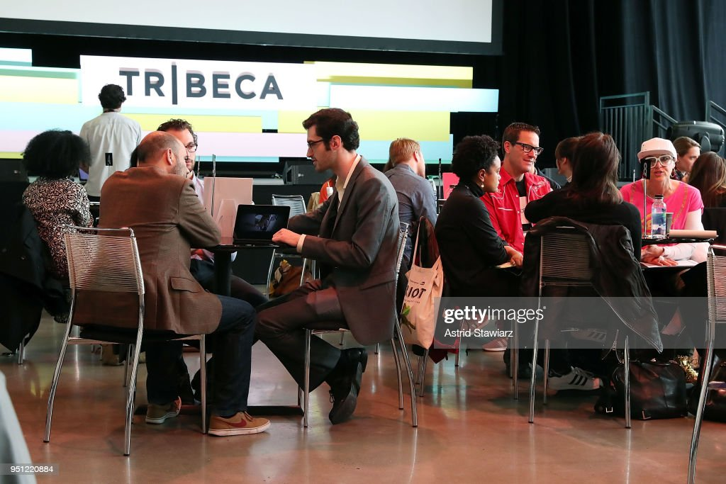 2018 Tribeca Film Festival - April 25