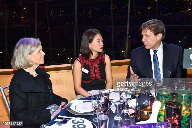 Atmosphere at The NYSCF Gala And Science Fair at Jazz at Lincoln Center on October 16 2018 in New York City