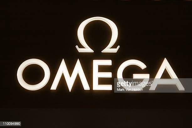Atmosphere at the Omega Architectural Digest event which presented Hourvision featuring Architect Mark DuBois New York October 30 2007