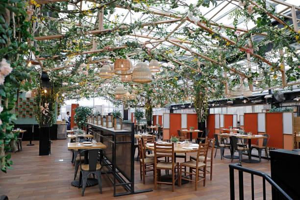 NY: Restaurant Serra Opens On Eataly Flatiron Rooftop