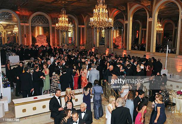 Atmosphere at the party following the 65th Annual Tony Awards at The Plaza Hotel on June 12 2011 in New York City