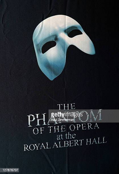 Atmosphere at the 'Phantom Of The Opera' 25th Anniversary celebration at the Ziegfeld Theatre on October 2 2011 in New York City