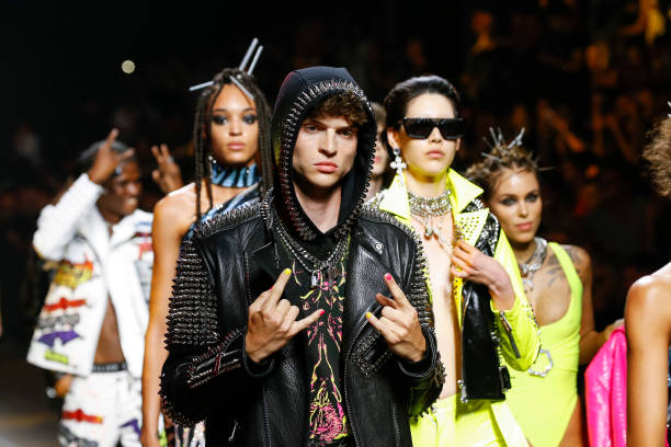 ITA: Philipp Plein - Runway - Milan Men's Fashion Week Spring/Summer 2020