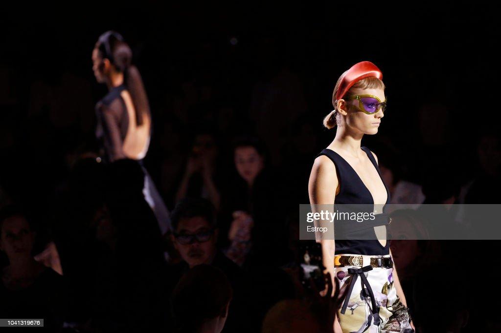 Prada - Details - Milan Fashion Week Spring/Summer 2019 : ニュース写真