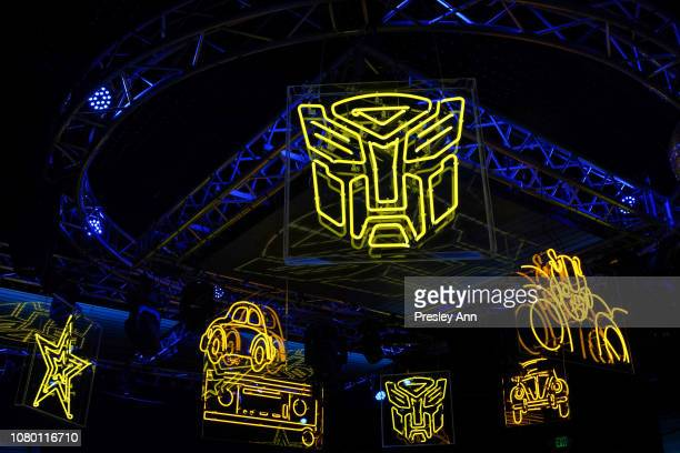 Atmosphere at the Premiere Of Paramount Pictures' Bumblebee on December 09 2018 in Hollywood California