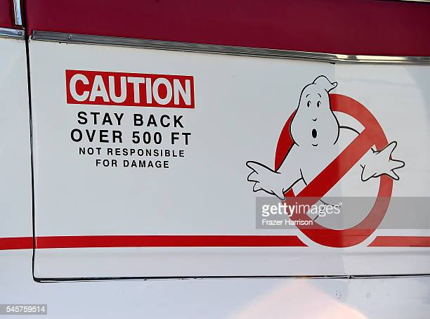 "Atmosphere at the Premiere of Sony Pictures' ""Ghostbusters"" at TCL Chinese Theatre on July 9, 2016 in Hollywood, California."