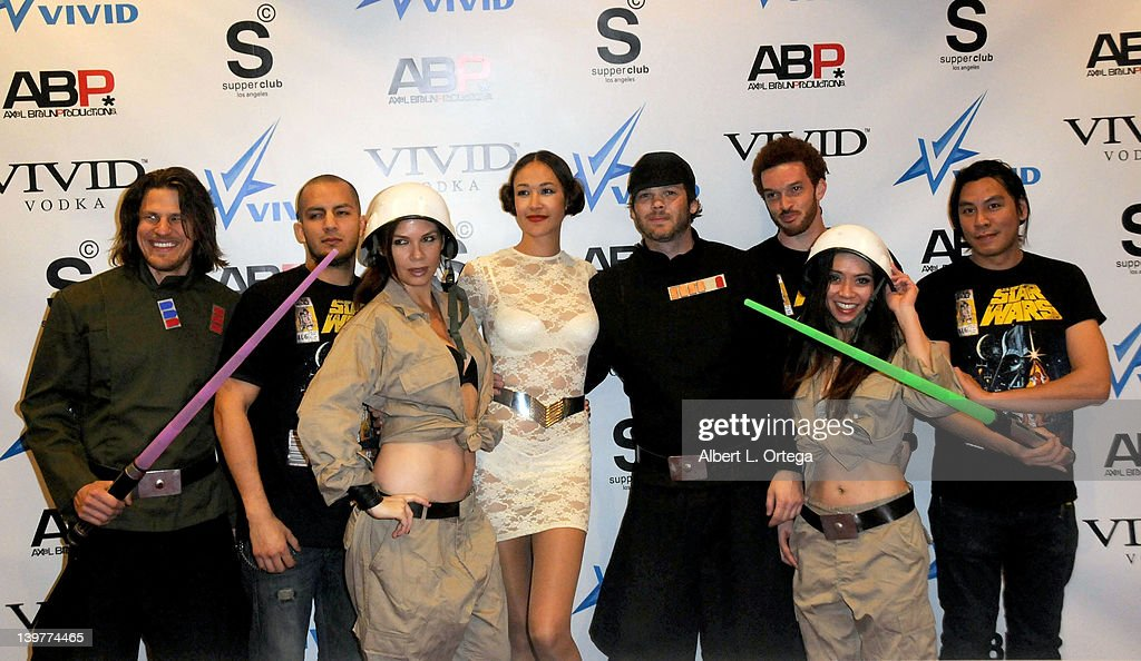 Atmosphere At The Premiere Of Vivid Entertainments Star Wars News Photo  Getty Images-8947