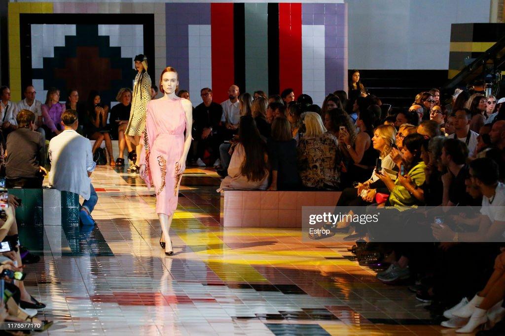 Prada - Details - Milan Fashion Week Spring/Summer 2020 : ニュース写真