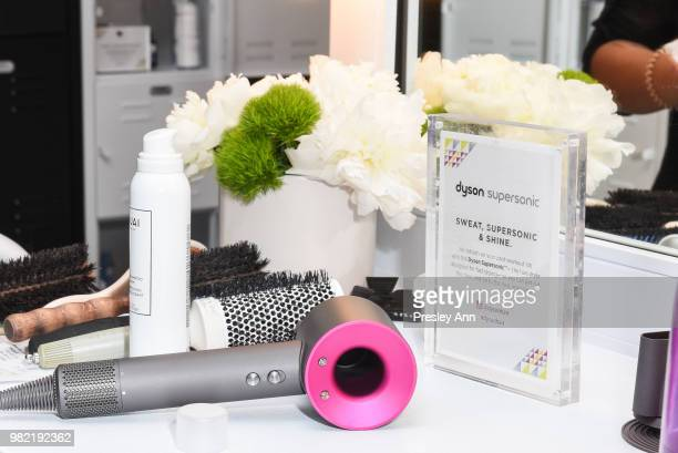 Atmosphere at the SHAPE's 3rd Annual SHAPE Body Shop PopUp at Hudson Loft on June 23 2018 in Los Angeles California