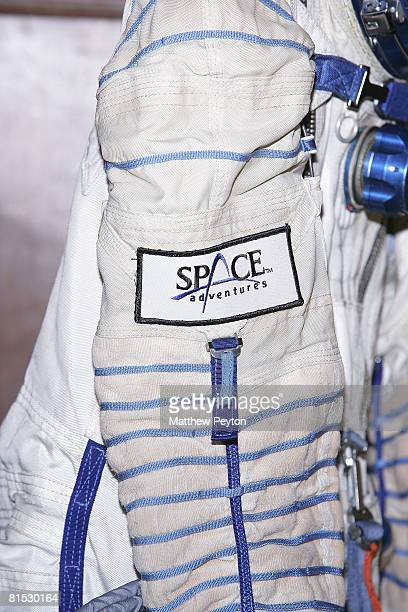 Atmosphere at the Space Adventures announcement of Sergey Brin as orbital spaceflight investor and founding member of the Orbital Mission Explorers...