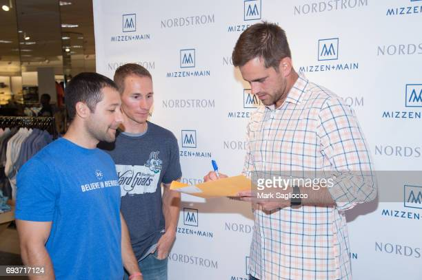 Atmosphere at the Stephen Gostkowski for MizzenMain at Nordstrom Westfarms at Nordstrom Westfarms on June 7 2017 in Farmington Connecticut